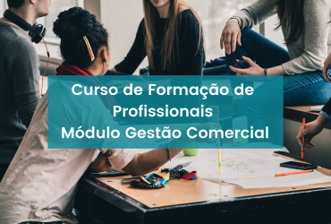Curso de Formação de Profissionais – Módulo Gestão Comercial